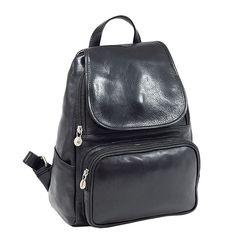 FRATELLI: Rucsac piele naturala vachetta negru 5534 Fashion Backpack, Backpacks, Casual, Backpack, Backpacker, Backpacking