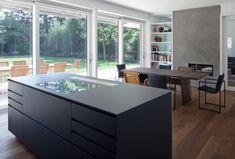 pedit & partner architekten Partner, Kitchen Island, Interior, Home Decor, Architects, Projects, House, Island Kitchen, Decoration Home