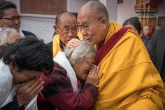 Dalai Lama at wax museum in New Zealand  | Buddha & Kwan Yin & Zen