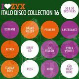I Love ZYX: Italo Disco Collection 16 [CD]