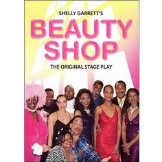 Beauty Shop: The Original Stage Play (Full Frame)