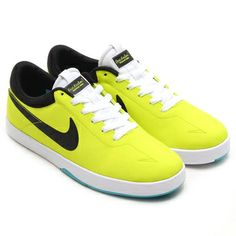 【受注発注商品】【NIKE 2014SUMMER】 NIKE ERIC KOSTON SE (ナイキ エリック コストン SE) VENOM GREEN/BLACK-TURBO GREEN-WHITE-BLACK 【14SU-I】