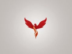 Soren This logo strikes me because it uses simple and elegant design to portray something very complex. I might try to implement a fantasy design, like the 'firebird', or phoenix, shown here. Tattoo Side, Phönix Tattoo, Piercing Tattoo, Body Art Tattoos, New Tattoos, Cool Tattoos, Yakuza Tattoo, Samoan Tattoo, Polynesian Tattoos