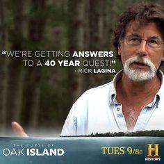 Oak Island Legendado Online