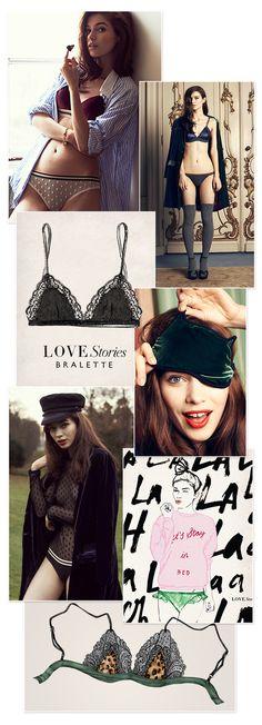 5 marques de lingerie pour être sexy tout en finesse | Glamour LoveStoriesIntimates.com