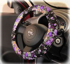 Steering wheel cover for wheel car accessories by CoverWheel