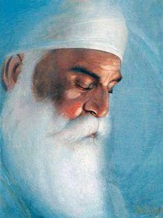 Birth of Guru Nanak Guru Nanak Ji, Nanak Dev Ji, Guru Nanak Teachings, Guru Nanak Wallpaper, Guru Nanak Jayanti, Sri Guru Granth Sahib, Guru Pics, Guru Gobind Singh, Oil Pastel Art