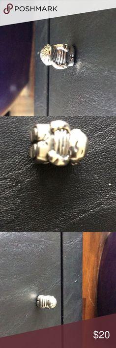 Little Boy Pandora Charm 9.25 authentic Pandora Pandora Jewelry