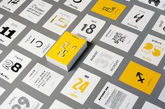 For Mark Typodarium 2015 is a calendar that will showcase an inspiring font for every day of the year.