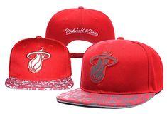 NBA Miami Heat Fashionable Snapback Cap for Four Seasons