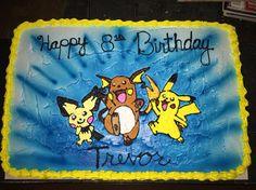 Trevor's Birthday