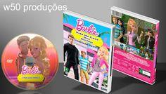 W50 produções mp3: Barbie - O Primo Quase Perfeito - Lançamento 2016