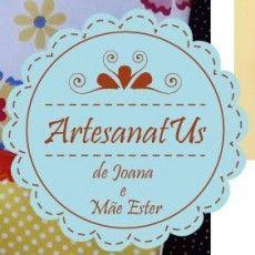 """#Artesanato, #crochet, #patchwork, #costura, produtos caseiros, produtos portugueses, no #caseiropt, por """"ArtesanatUs de Joana e Mãe Ester"""" em Vagos."""