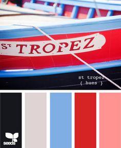 celes y rojo paredes medias grises cremas una en celeste o roja y cortinas de lo contrario de la pared ropa de cama azul