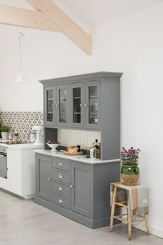 The Bellegra Small Dresser retains every design feature of the Bellegra and this small dresser has been cleverly scaled down to suit the smaller kitchen or dining space. Lisa's Kitchen, Order Kitchen, Kitchen Cabinets, Kitchen Ideas, Dining Room Dresser, Kitchen Dresser, Media Dresser, Warm Dining Room, Wooden Cupboard