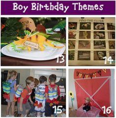 more birthday parties for boys birthday idea, birthday themes, birthday party themes, parti idea, boy birthday parties