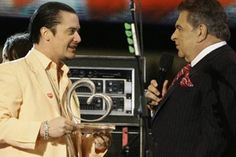 Faith No More, Chile - Mike Patton y Don Francisco (o tal vez...Don Corleone?)