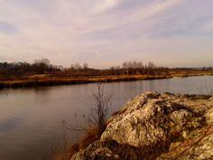Near Tyniec