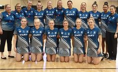 EMU Sportswear Kitbuilder allows any team to choose their items & customise them to suit their teams colours & style. The teams can also upload their teams logos as well as sponsor logos . Netball Uniforms, Team Wear, Team Player, Team Photos, Emu, Communication Skills, Hamilton, Team Logo, Activewear