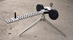 Ruger 10 22 Gatling Gun HD wallpaper
