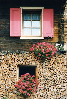 Window in Sappada