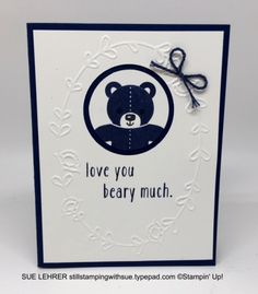 Cookie Cutter Christmas and Baby Bear Stamp…