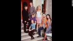 Buffy The Vampire Slayer -- Where are they now?