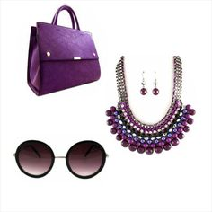 """""""I've always thought of accessories as the exclamation point of a woman's outfit."""" Michael Kors We're all about the ! SHOP ONLINE. bfoxy.com"""