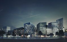 The unique 87,000 m2 masterplan in the area of Skøyen in central Oslo will become a unifying urban development icon drawing a new skyline and a versatile reflection of city life by combining the diversity of the existing settlement as...