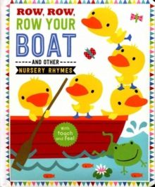 Row, Row, Row Your Boat and Other Nursery Rhymes (Paperback) (9781785981005)