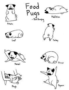 Food pugs