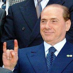 Berlusconi poverie ser le proxime president de Italia