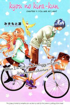 Kyou no Kira-kun Manga - Chapter 11 - Page 2 of 46 - AnimeA Kyou No Kira Kun, Go M, M Anime, Shoujo, Chibi, Movie Posters, Fictional Characters, Image, Heaven