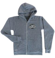 Adios Pantalones Zip-up Hoody Grey – Buy Me Brunch