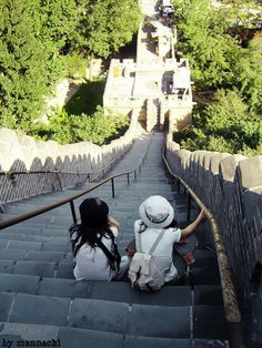 What a view @ the Great Wall of China