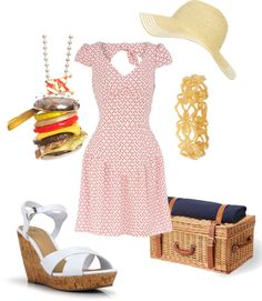 """Picnic"" by alliemarie53 on Polyvore"