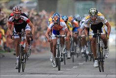 There are several categories of bicycle racing including road bicycle racing, time trialling, cyclo-cross, mountain bike racing, track cycling, BMX, and cycle speedway. Non-racing cycling sports include artistic cycling, cycle polo, freestyle BMX and mountain bike trials.
