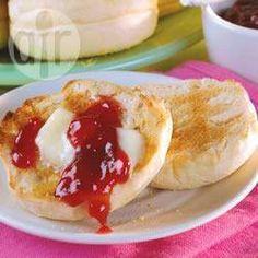 Photo de recette : Muffins anglais