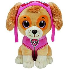 58689779d44 Skye Skye - dog - Ty Beanie Boos Ty family Beanie Boos Style Variety  Animal  Dog Exclusive to  Special category Licensed - Spin Master Ltd.