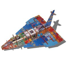 Totem City blocks $32.00