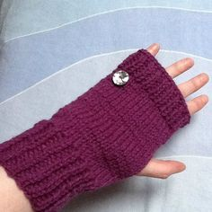 Diamond Button Gloves Sparkly Gloves by KreationsByKirstenL - https://www.etsy.com/uk/listing/222233788/diamond-button-gloves-sparkly-gloves