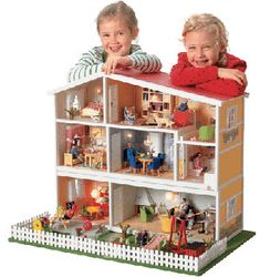 Peppes Dollhouses is dedicated to Swedish made Dollhouses  http://dollhouse.mine.nu/?utm_content=bufferc1ac9&utm_medium=social&utm_source=pinterest.com&utm_campaign=buffer They love #Lundby too!