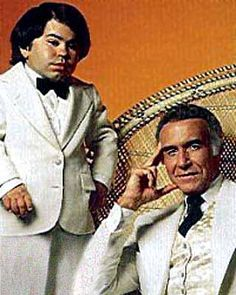 Fantasy Island...Saturday nights, along with the Love Boat