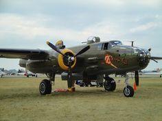 Georgie's Gal, B-25