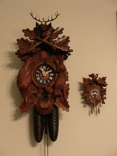 How to PDF Book How to Adjust a Cuckoo Clock Music Box