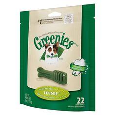 Greenies Original Teenie Dog Treats