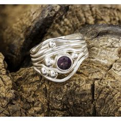 Buy Organic Ring online in Singapore from MBN Jewellery Design