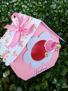 Birthday Bag, Creative Box, Baby Favors, Ideas Para Fiestas, Projects To Try, Birthdays, Presents, Paper Crafts, Baby Shower