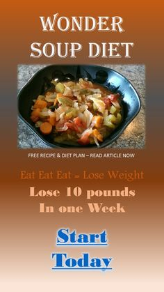I lost 6 pounds in the first 5 days on this diet and a friend of mine lost 7 pounds.