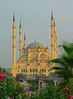Mosque in Adana, Turkey